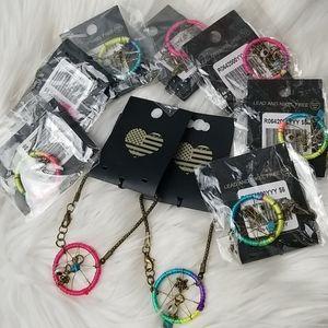 Brandy Melville Dreamcatcher Bracelet Bundle